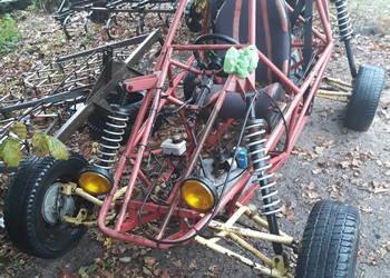 Buggy z silnikiem fiata 126