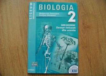 biologia 2 , książka, podręcznik, ćwiczenia, edukacja