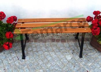 ławka ogrodowa przygrobowa ławka cmentarna ławka na cmentarz