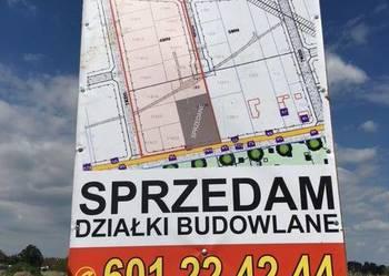 Sprzedam działkę budowlaną Piotrków Trybunalski - 1607 m2 -