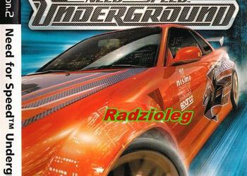 Need FOR Speed underground tuning efekty