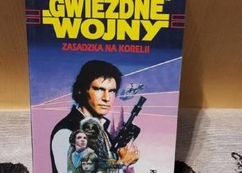 Zasadzka na Korelii Roger McBride Allen Gwiezdne wojny SF