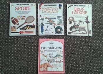 4 szt. książki dla dzieci po 10 zł