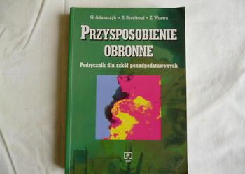 PRZYSPOSOBIENIE OBRONNE  ADAMCZYK G. BREITKOPF B. WORWA Z.