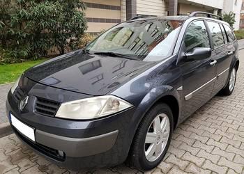 Renault Megane II 1.9 dci 120KM FULL OPCJA!!! MEGA ZADBANA