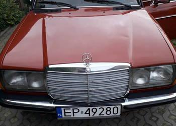 Sprzedam Mercedesa W 123 możliwa zamiana