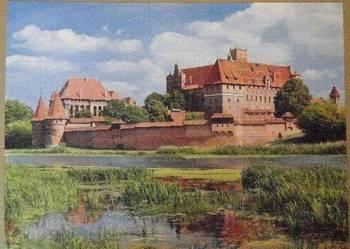 Puzzle Castor Zamek w Malborku (3000)