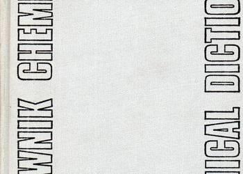 SŁOWNIK CHEMICZNY ANGIELSKO-POLSKI POLSKO-ANGIELSKI