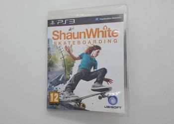 LOMBARDOMAT Gra PS3 Shaun White Skateboarding GO 78416