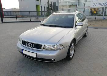 Audi A4 z Instalacją LPG! 2001r.! Elektryka! Zadbana!