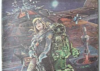 FANTASTYKA - 1986 - NR 09 (48) - MIESIĘCZNIK