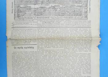 28. Gazeta Świąteczna Rok wydania 1921 - Bezpłatna wysyłka.