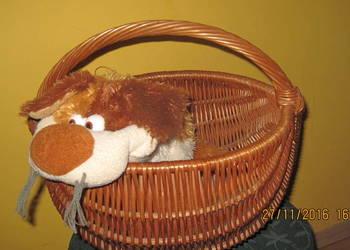 Kosze i koszyczki z wikliny