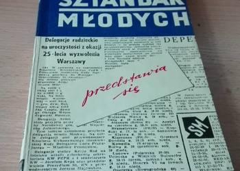"""Sztandar Młodych"""" przedstawia się /Pawłowska, Feliksiak"""