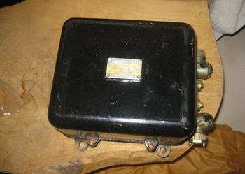 ATS-59G - Regulator prądnicy G-74 i innych