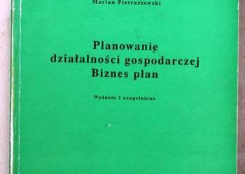 Planowanie działalności gospodarczej, Marian Pietraszewski