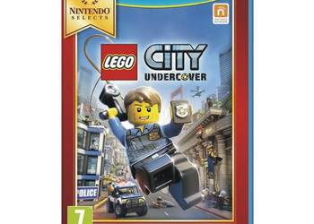 UWAGA! OKAZJA! Gra NINTENDO WiiU Lego City Undercower