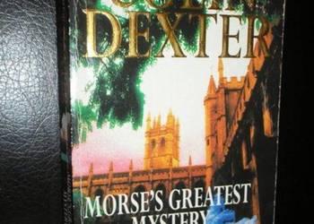 Colin Dexter Morse's greatest mystery po angielsku