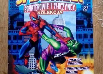 SPIDER-MAN - BOHATEROWIE I ZŁOCZYŃCY NR 2.
