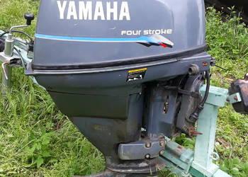 Silnik zaburtowy YAMAHA 4suw 25km - doczepny