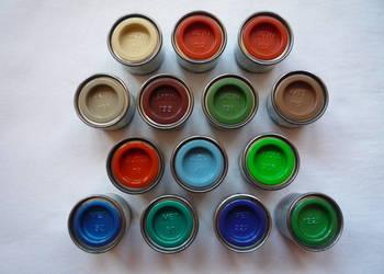 HUMBROL Nowe Farby do malowania szkła, ceramiki, metalu