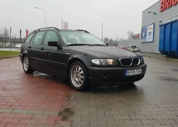 BMW E 46 serii 3 320D 150KM  NAVI_XENON_HAK_ MANUAL 6-biegów