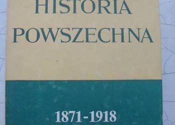 Historia Powszechna 1871-1918 - J. Pajewski