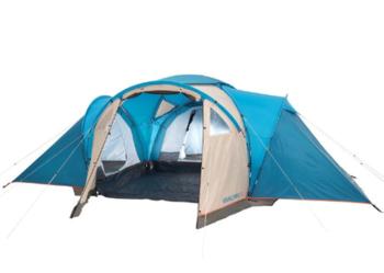 Duzy namiot 6 osb z 3 sypialniami