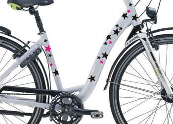 Gwiazdy Gwiazdki Gwiazdka Naklejki Naklejka na rower kask