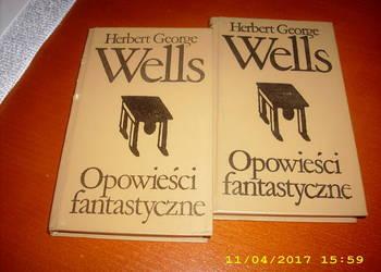 Opowieści fantastyczne - Wells / szcz.