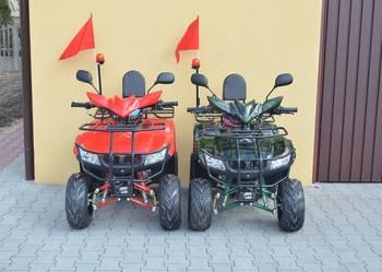 Quad ATV BMW 125CC Piekoszów Serwis, Transport, Gwarancja