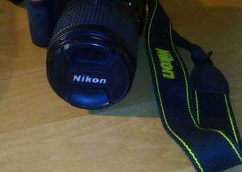Lustrzanka Nikon 3200 mało używany !!!