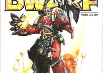 White dwarf Czerwiec 2011 Warhammer LOTR Games Workshop fan