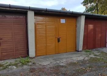 garaż murowany