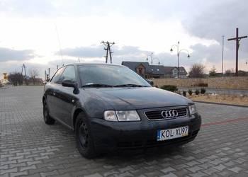 Audi a3 8l 1.8t  150 km zamienię