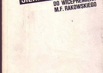 (5945) LISTY DO WICEPREMIERA M,F. RAKOWSKIEGO STOCZNIA GDAŃS