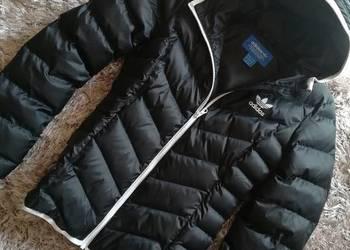 Kurtka Adidas originals nowa slim jacket przejściowa 34 puch
