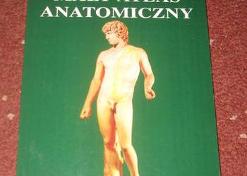 Mały atlas anatomiczny. Ryszard Aleksandrowicz