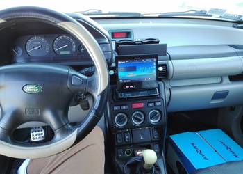 Land Rover Freelander 2.0 diesel.