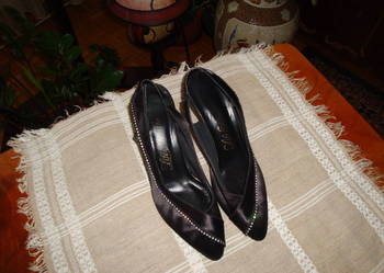 Buty damskie z usa-wizytowe