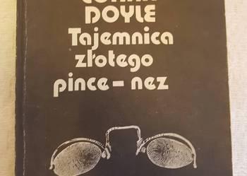 Arthur Conan Doyle: TAJEMNICA ZŁOTEGO PINCE-NEZ