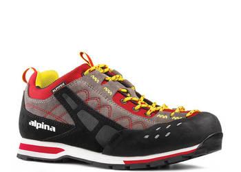 Buty trekkingowe ALPINA ROYAL 37-48 podejściowe