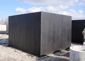 Szambo zbiornik betonowy ścieki deszczówkę gnojowicę 8 10 12