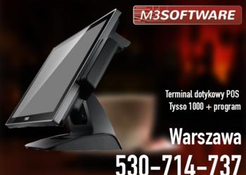 Terminal Dotykowy POS Tysso Warszawa System do restauracji s