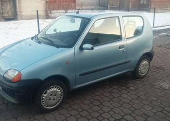 Fiat Seicento 900 Długie Opłaty