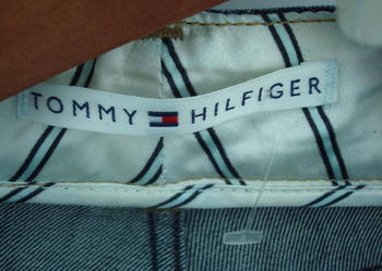 ORYGINALNE nowe TOMMY HILFIGER jeansy dżinsy 36 38