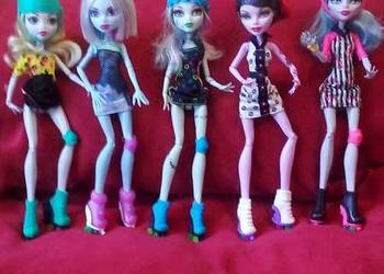 Zestaw Monster high lalek