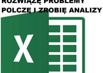 POMOC w EXCELU, masz problem do rozwiązania? POMOGĘ CI !