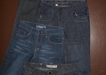 Nowe jeansy damskie rozmiary  S  i  M