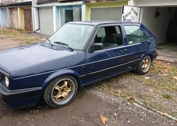 VW GOLF II 91r. 1.3 na WTRYSKU